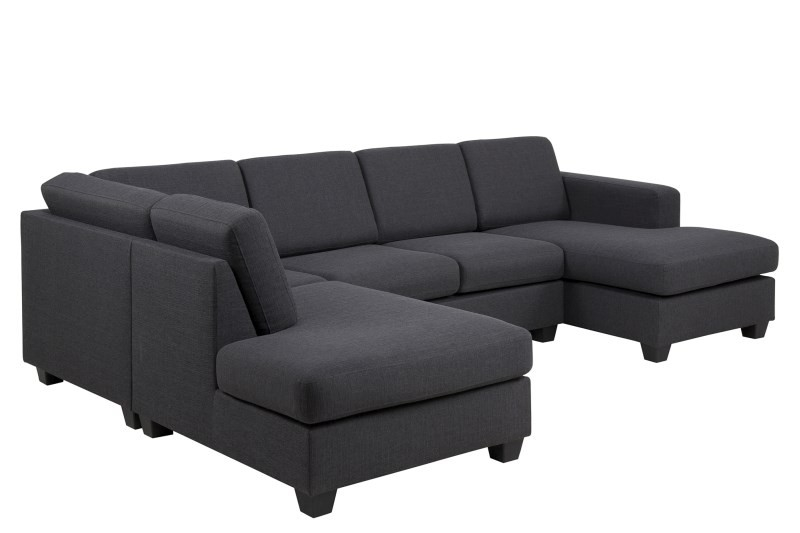 Affordable Aalborg U Sofa With U Sofa
