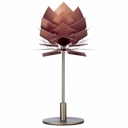 DYBERGLARSEN Pineapple XS Bordlampe | Kobber look
